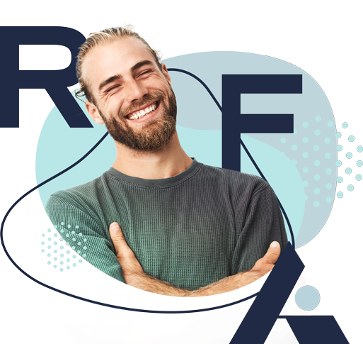 Happiness is…<br /> RFA.